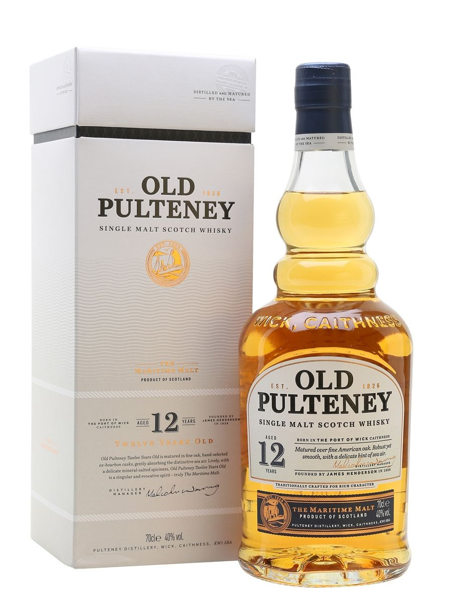 Old Pulteney 12YO Malt
