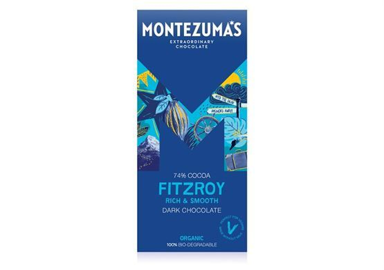 Montezuma's Very Dark Chocolate Chocolate Bars