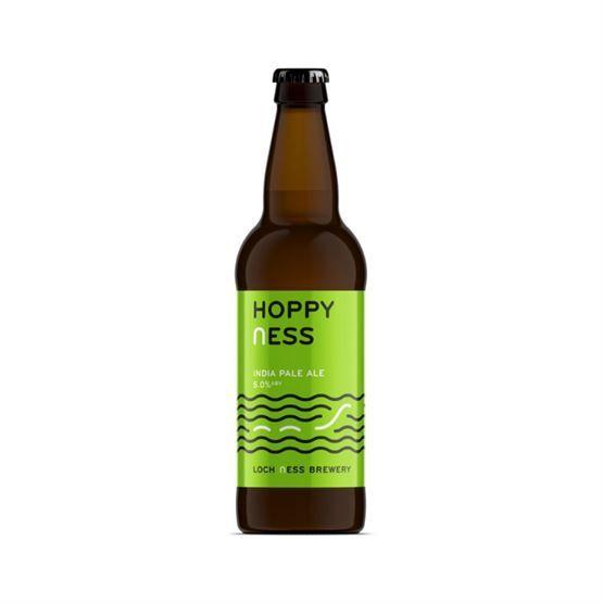 Loch Ness Hoppy Ness IPA