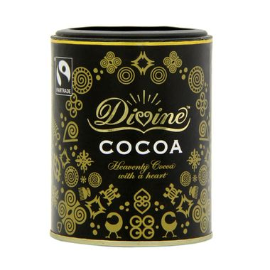 Divine Cocoa Powder Drinking Chocolate &