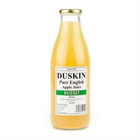 Duskin Russet Apple Juice