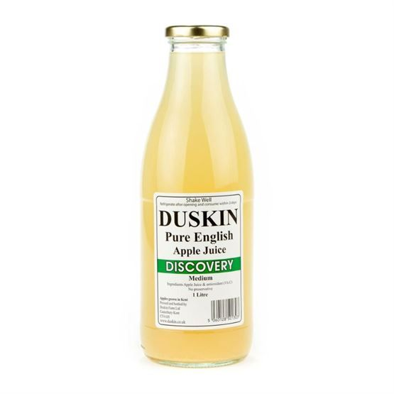 Duskin Discovery Apple Juice