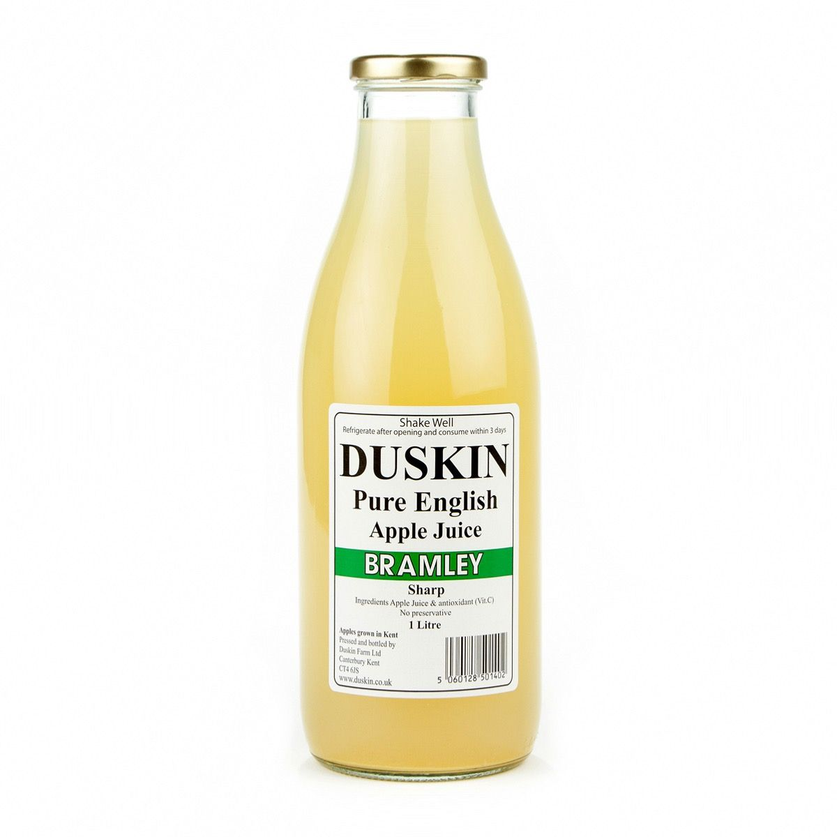 Duskin Bramley Apple Juice