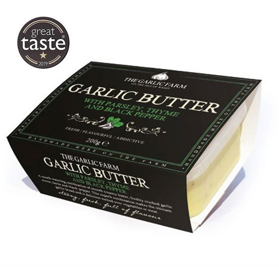 Garlic Farm Butter Parley Thyme Pepper