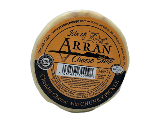 Arran Pickle Cheese