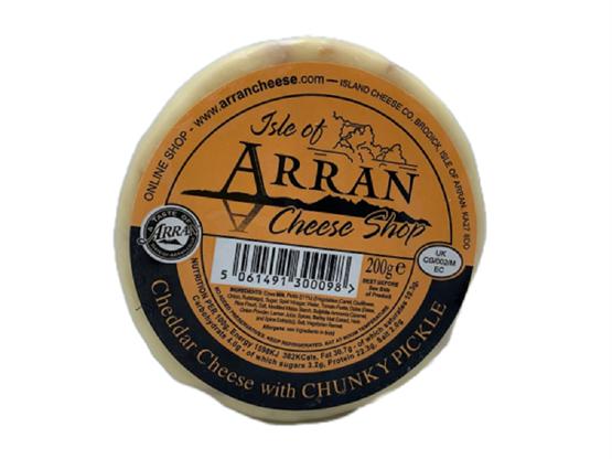 Arran Pickle Cheese