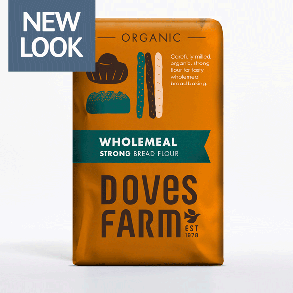 Doves Farm Strong Wholemeal Flour