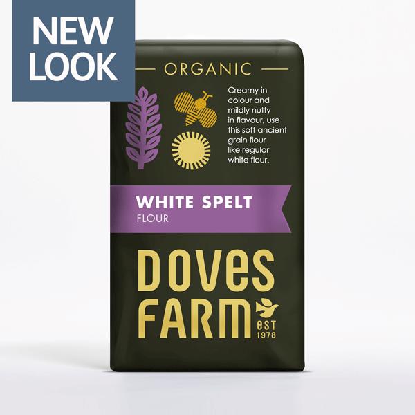Doves Farm White Spelt Flour