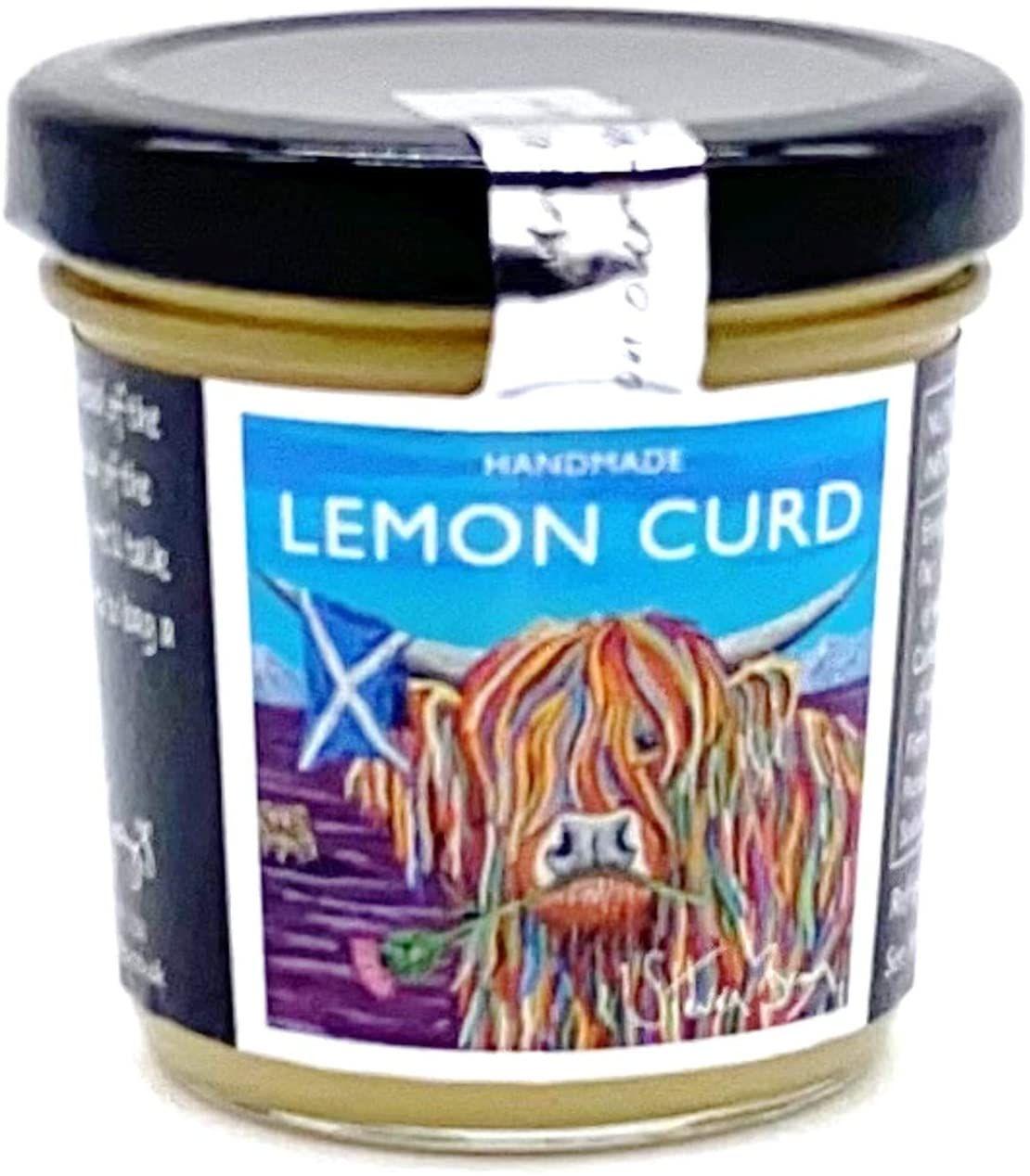 Sarah Gray's Lemon Curd