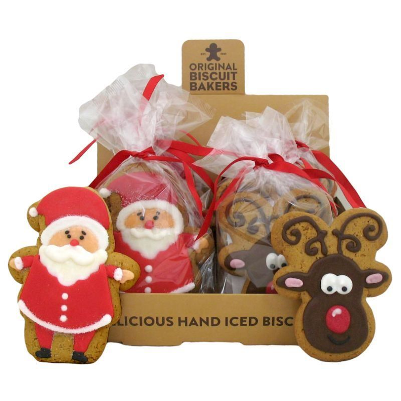 Original Biscuit Iced Christmas Biscuit