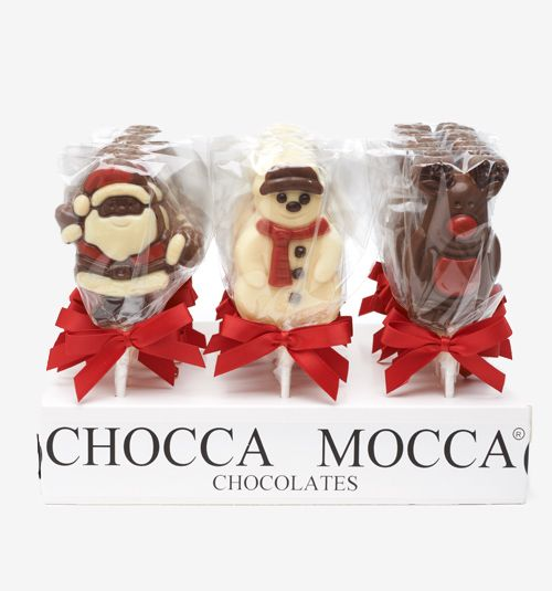 Chocca Mocca Christmas Lolly