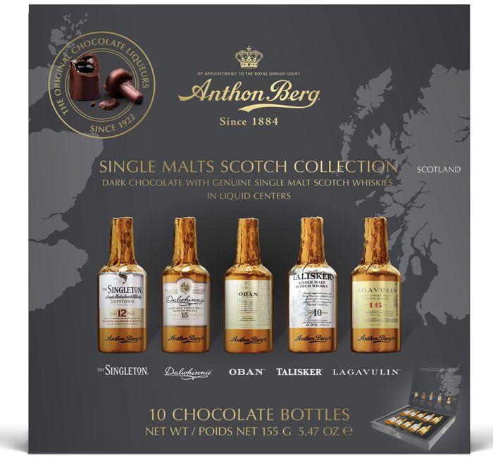 Anthon Berg Single Malt Liqueurs