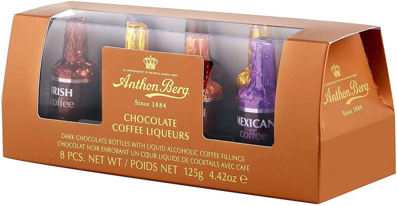 Anthon Berg Dark Choc Coffee Liqueurs