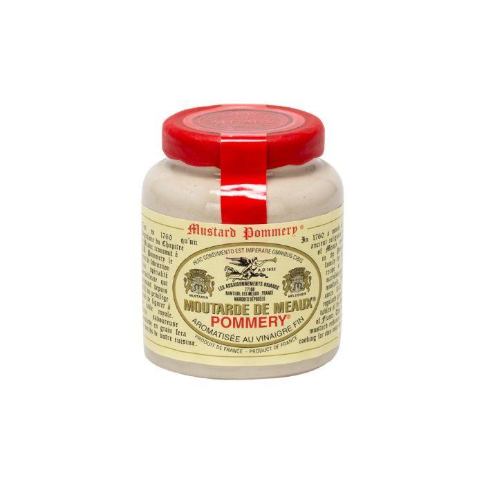 Pommery Moutarde de Meaux Mustards