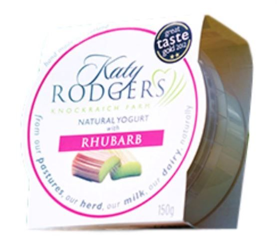 Katy Rodgers Rhubarb Compote