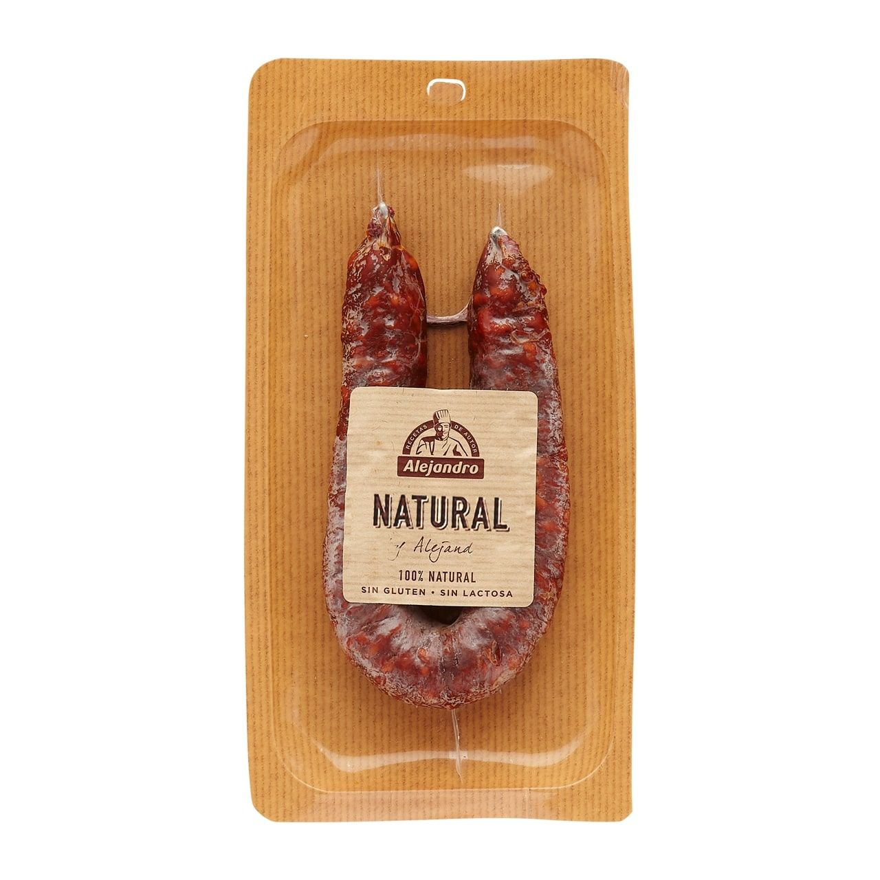 Alejandro Semi-cured Chorizo Deli Meats