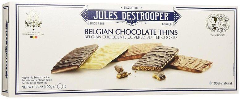 Jules Destrooper Choc Thins