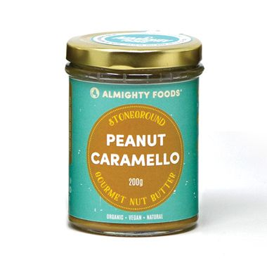 Almighty Peanut Caramello Nut Butter