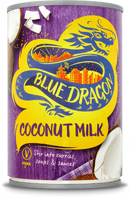 Blue Dragon Coconut Milk 165ml