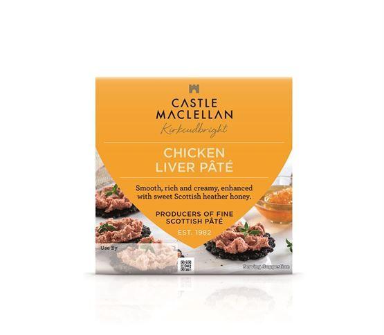 MacLellan Chicken Liver Pate