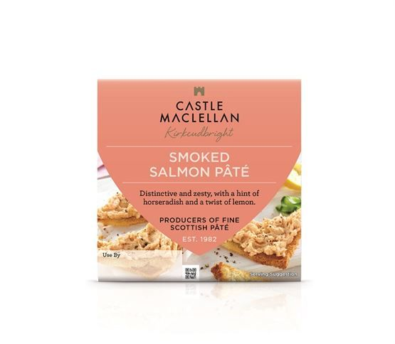 MacLellan Smoked Salmon Pate