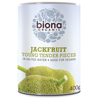Biona Young Jackfruit