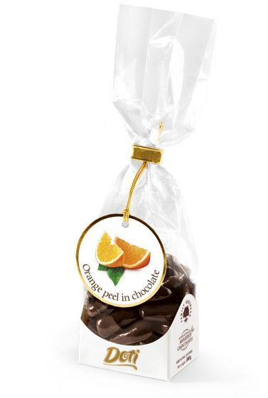 Doti Orange Peel in Chocolate