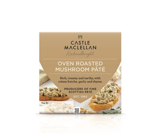 MacLellan Mushroom Pate Pates