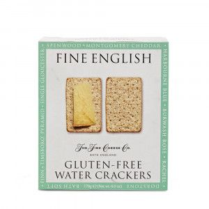 Fine Cheese Gluten Free Water Crackers