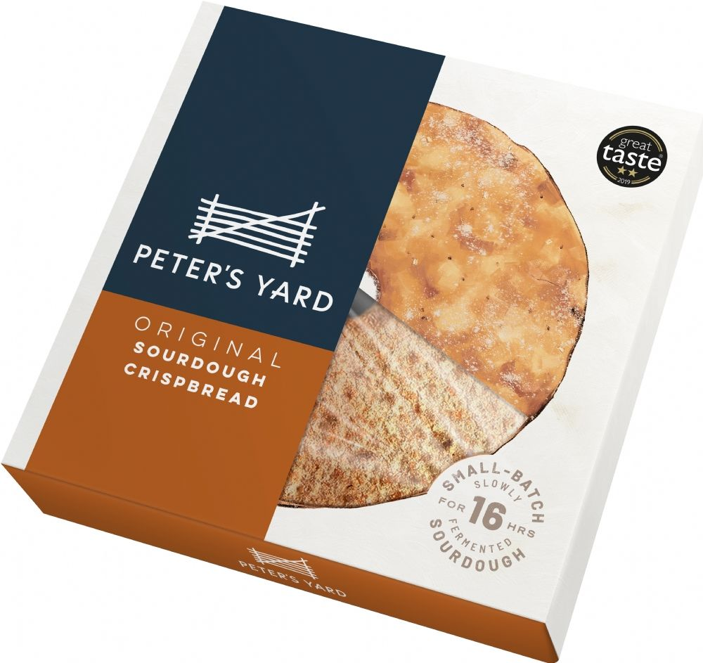 Peter's Yard Large Sourdough Cripbread