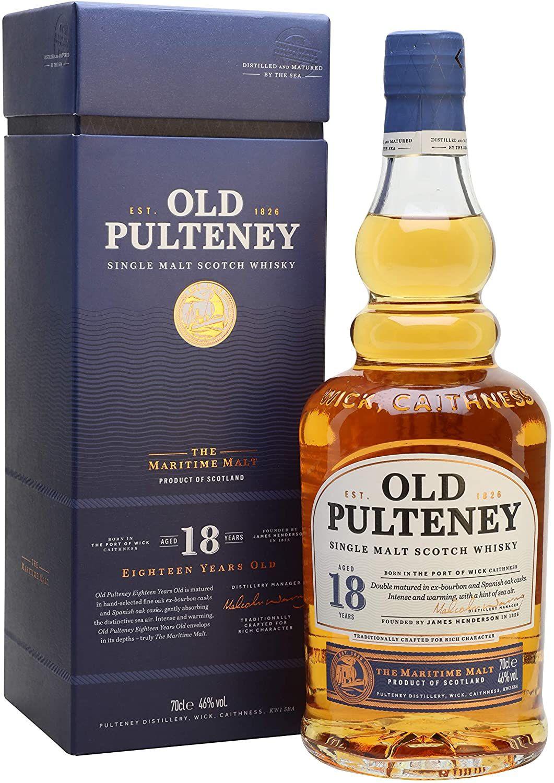 Old Pulteney 18 YO Single Malt