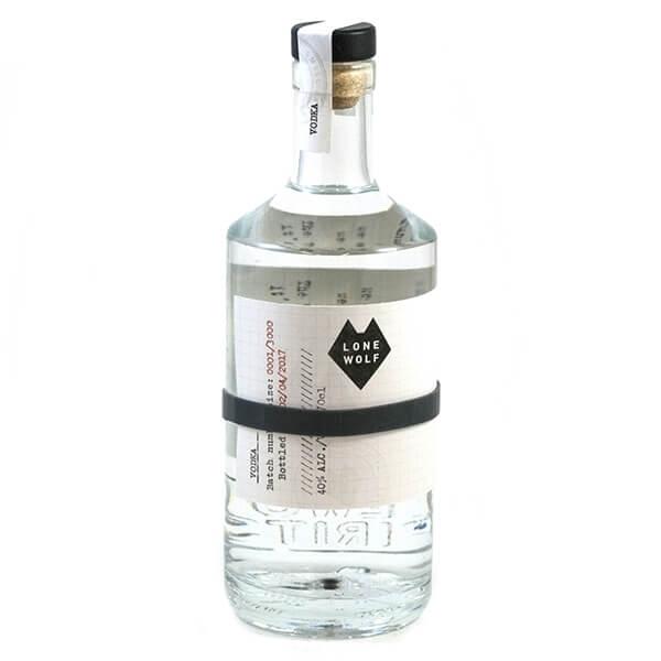 Lone Wolf Vodka Other Spirits