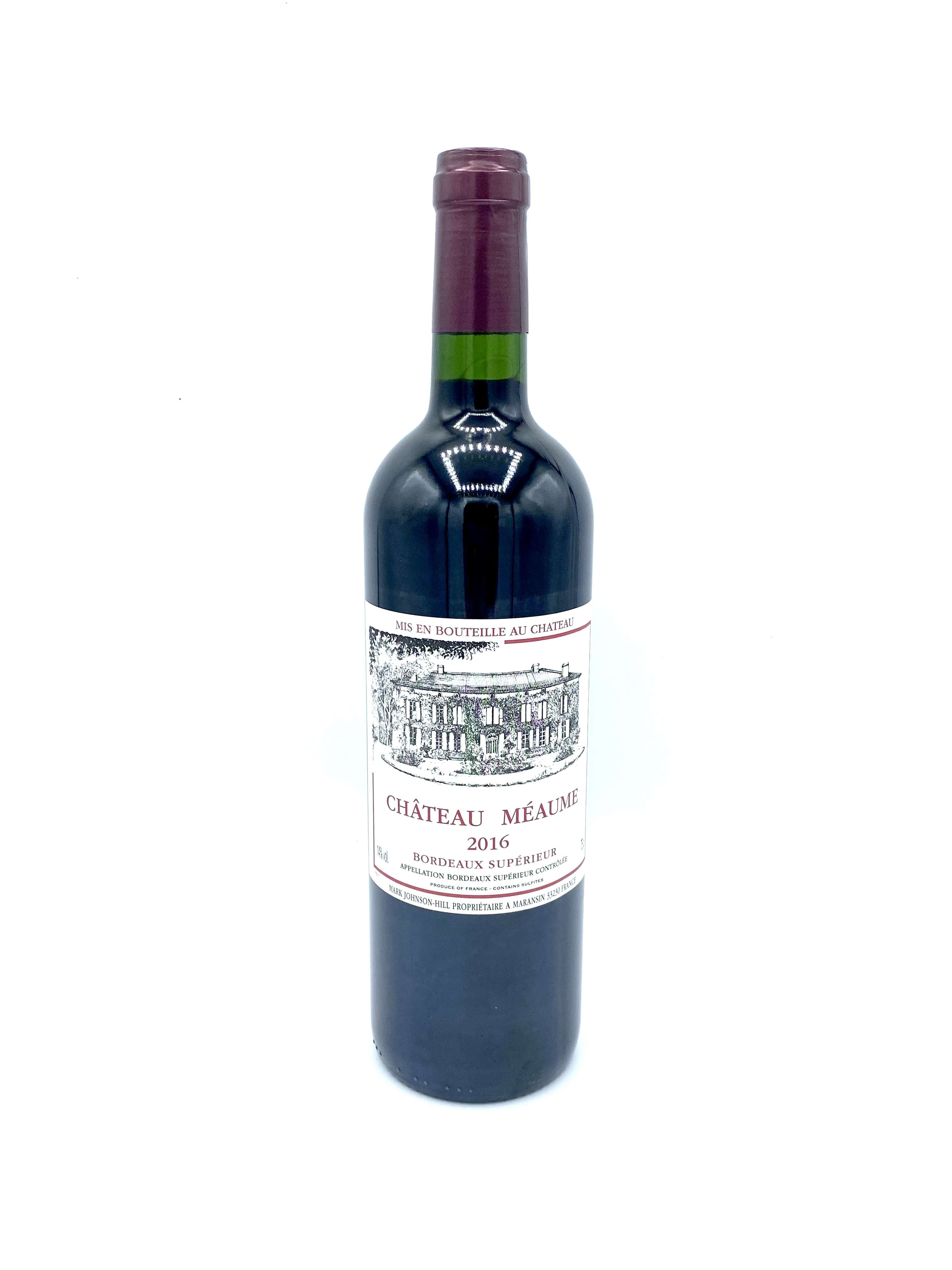Chateau Meaume Bordeaux Superieur Wines