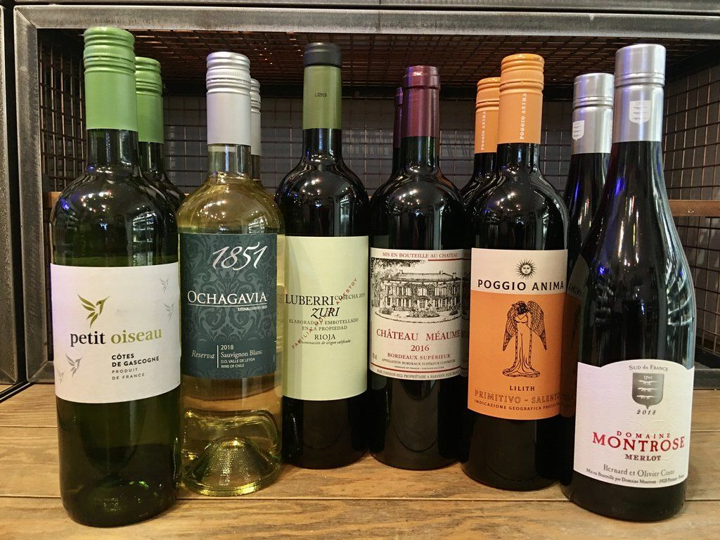 Staff Pick Autumn Mixed Case Wine Wines