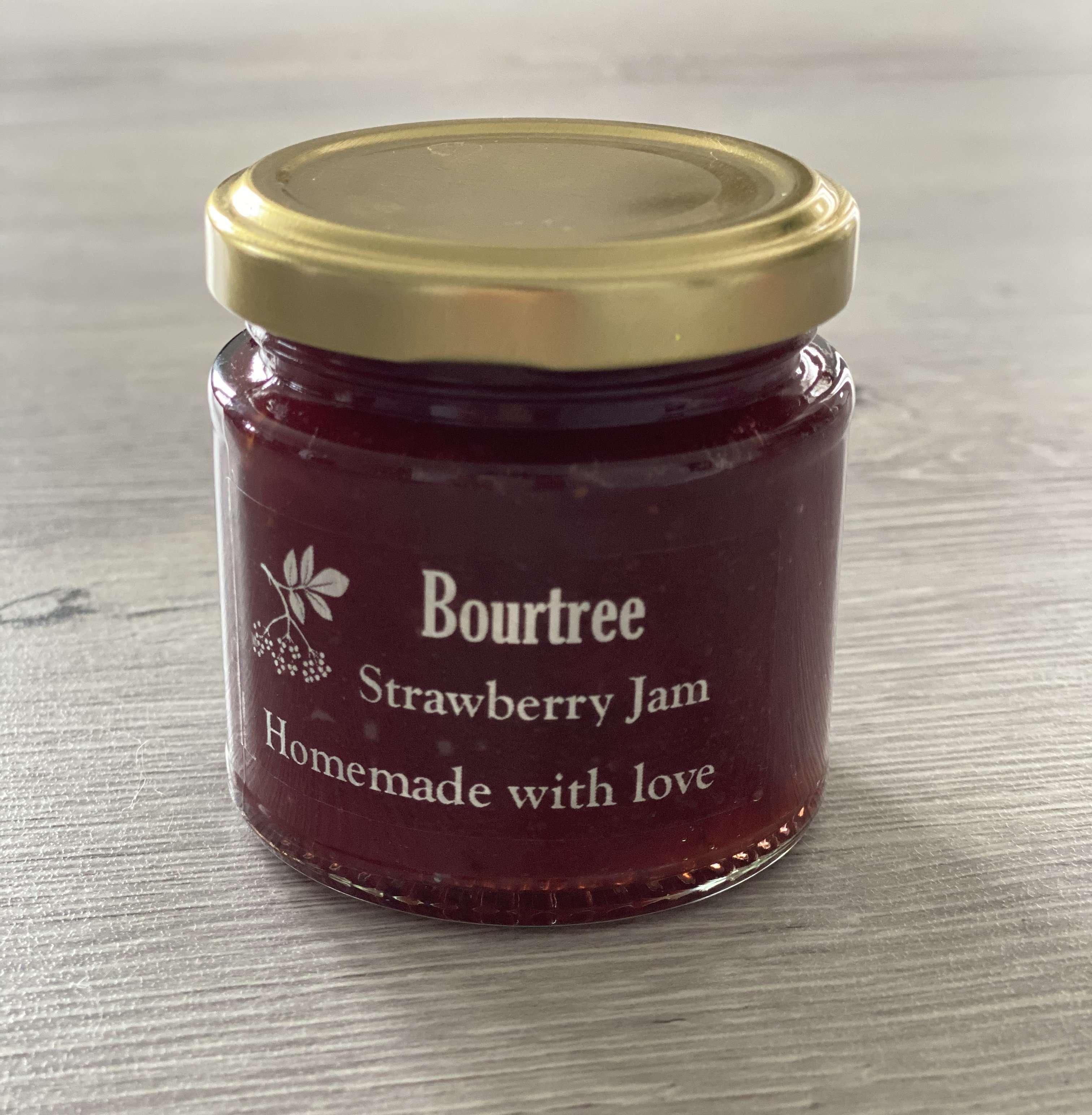 Bourtree Strawberry Jam