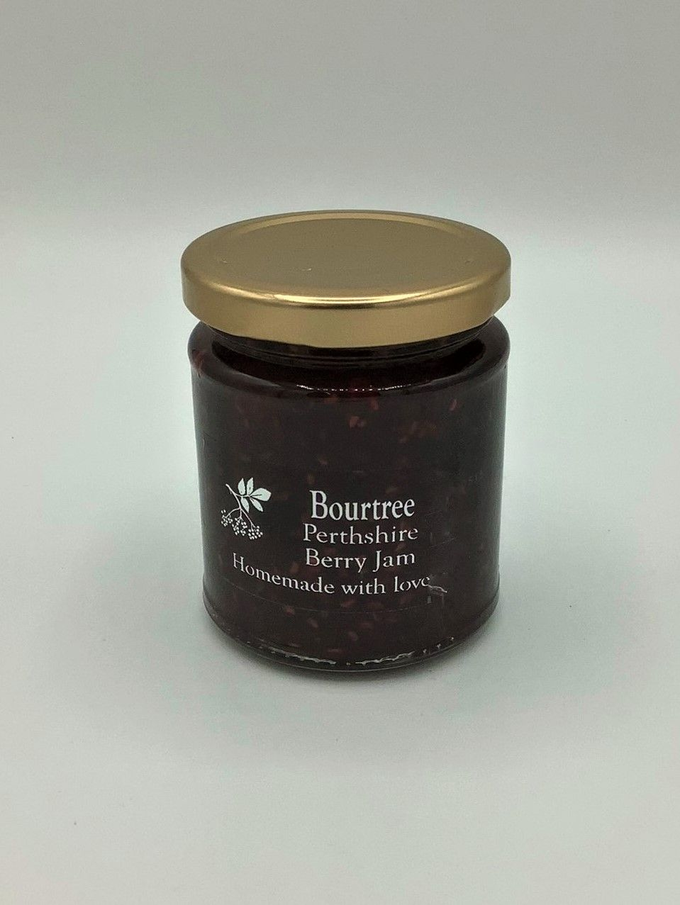 Bourtree Perthshire Berries Jam