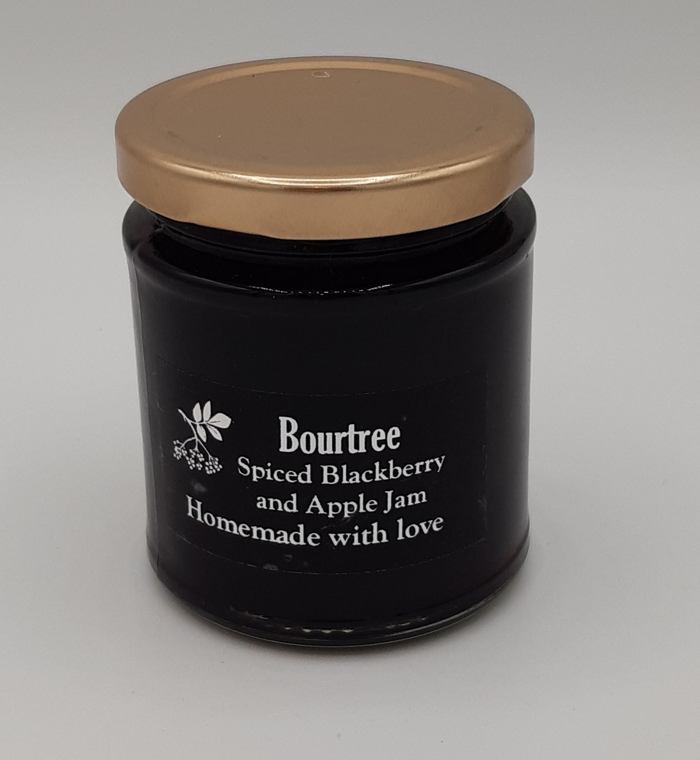 Bourtree Blackberry & Apple Jam