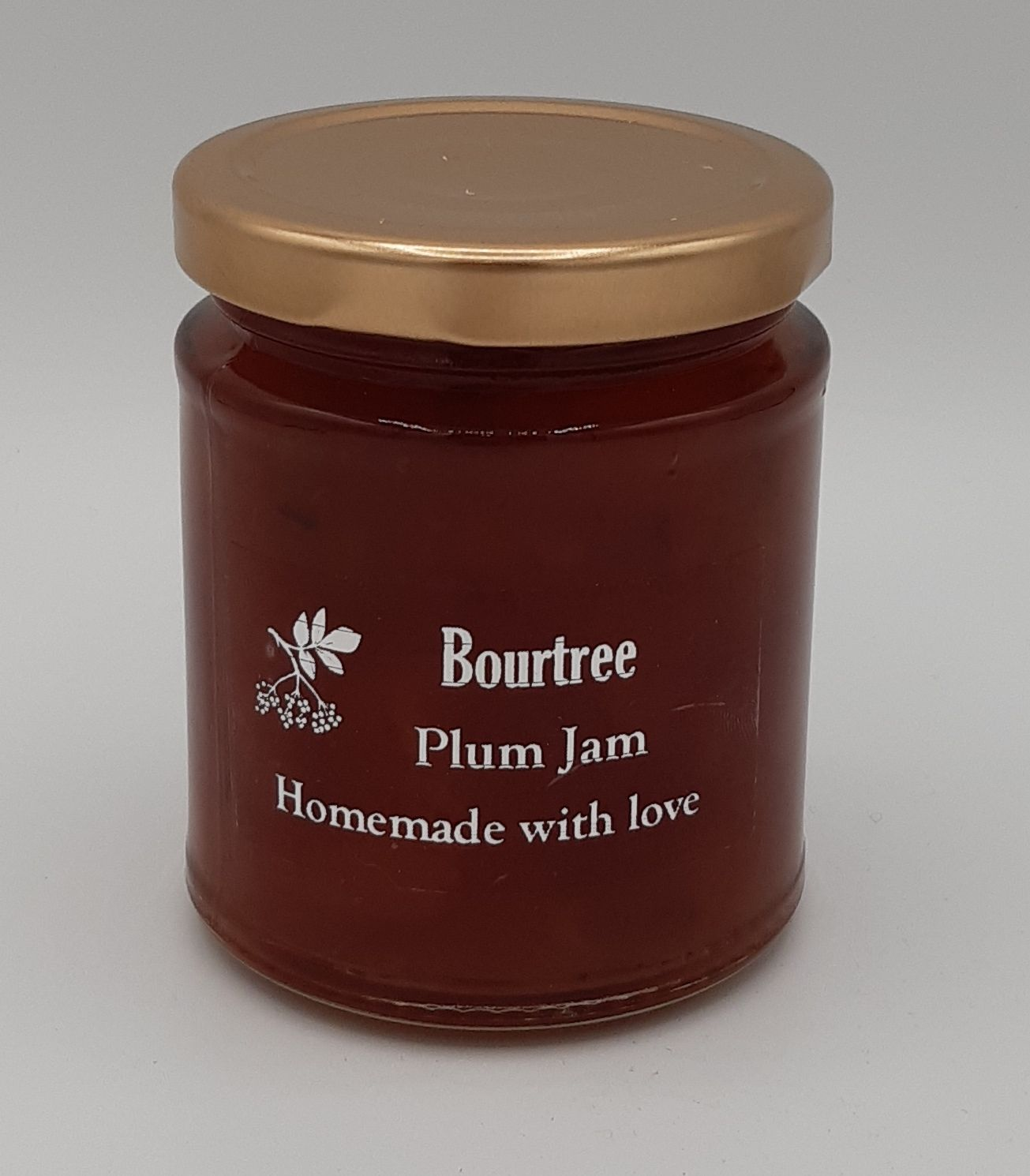 Bourtree Plum Jam