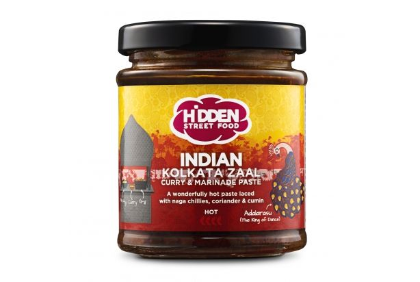 HSF Indian Kokata Zaal Paste