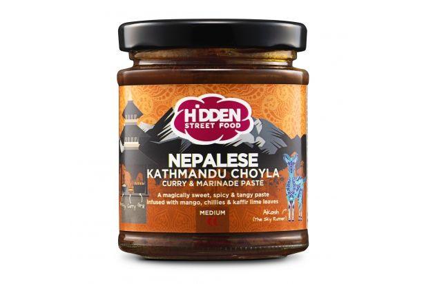 HSF Nepalese Kathmandu Choyla Paste