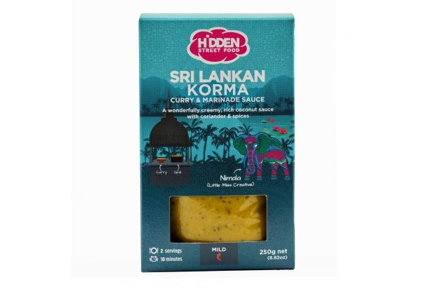 HSF Sri Lankan Korma Curry Sauce