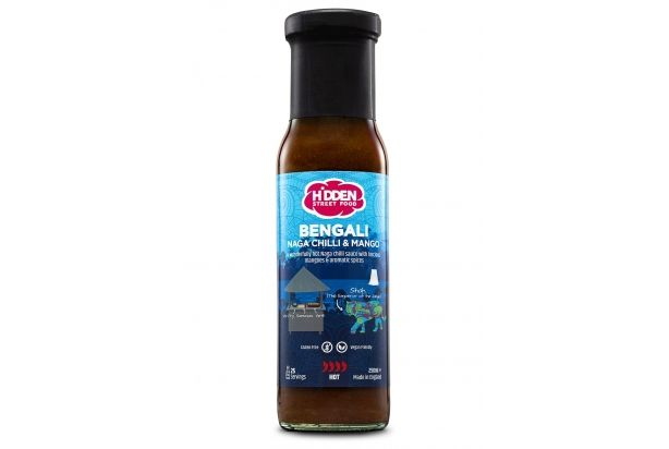 HSF Bengali Naga Chilli Mango Sauce Table Sauces