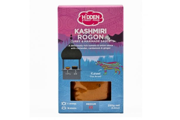 HSF Kashmiri Rogon Curry Sauce