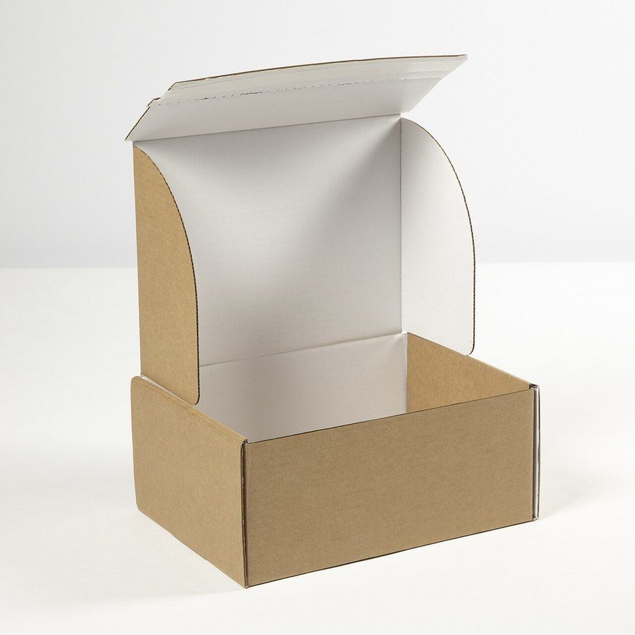 Cardboard Eco Hamper Box