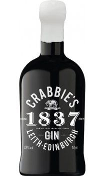 Crabbies 1837 Gin