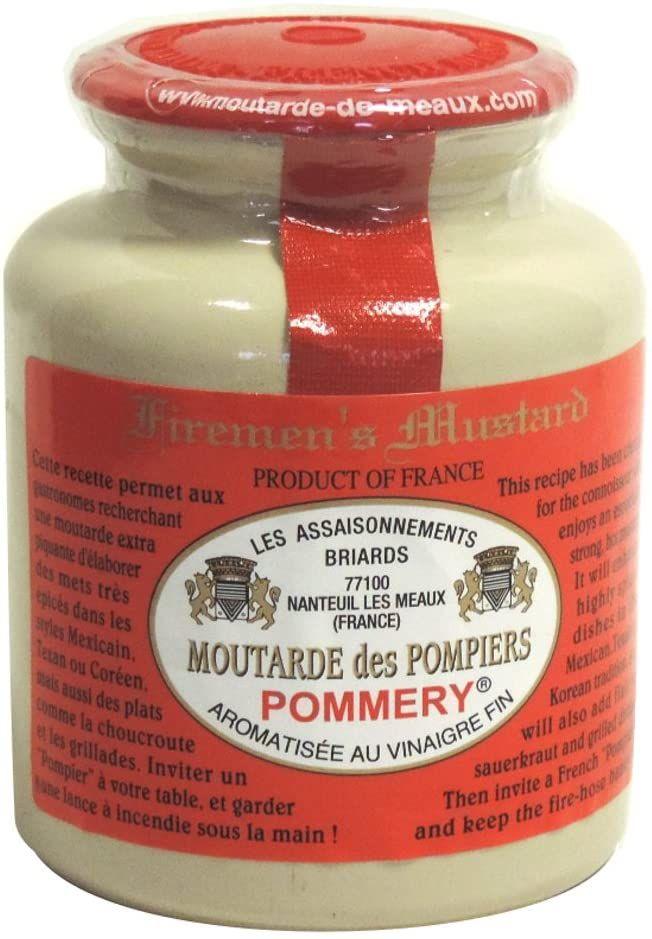 Pommery Firemans Mustard