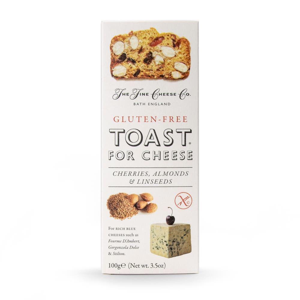 FCC Gluten-Free Toasts