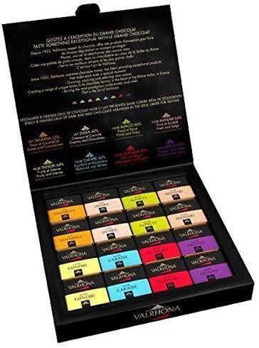 Valrhona 16 Fine Chocolates