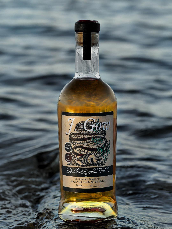 J Gow Spice Rum Hidden Depths Vol 1