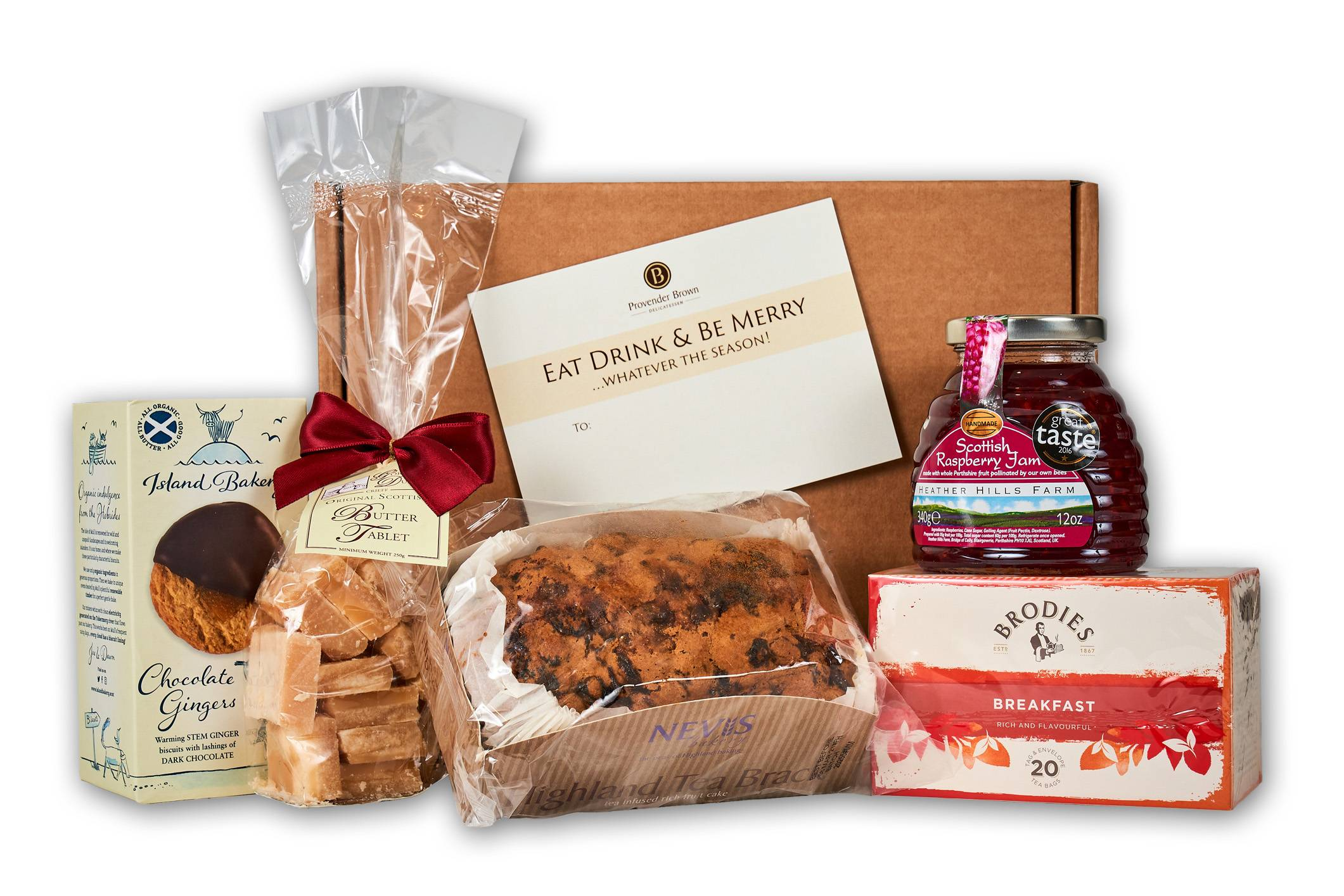 Teatime Treats Hamper